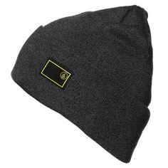 2cc007568e8 VOLCOM Contrast Beanie marina blue - black bonnet à revert