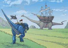 Neill Cameron's Pirates of Pangaea