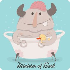 Minister of Bath