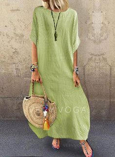 Buy Casual Dresses Spring Dresses For Women at JustFashionNow. Online Shopping Justfashionnow Shirt Dress Long Sleeve Casual Dresses Party Shift V Neck Batwing Casual Printed Dresses, The Best Party Spring Dresses. Discover Fashion Trends at justfashionno Half Sleeve Dresses, Maxi Dress With Sleeves, Half Sleeves, Shirt Dress, Dresses Elegant, Casual Dresses, Fashion Dresses, Maxi Dresses, Sleeveless Dresses