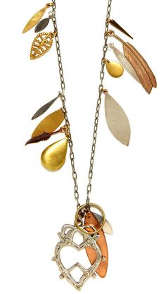 (01.25.13) Witches Heart necklace by Bing Bang NYC