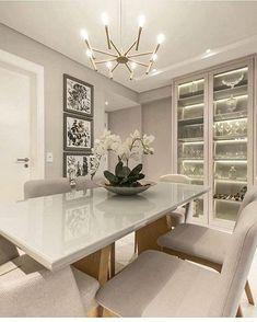 Home Decor – Decor Ideas – decor Dining Room Table Decor, Dining Room Walls, Dining Room Design, Dining Furniture, Kitchen Decor, Deco Design, Küchen Design, House Design, Home Living Room