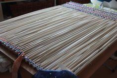 Fantastic rag rug how-to PART 1