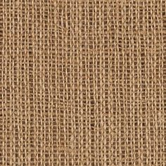 "40"" Burlap Natural from @fabricdotcom  This versatile burlap fabric has numerous uses, it can be used for wall coverings, craft projects, table cloths, in the garden to protect plants from the elements, banners, bulletin boards and tote bags. The possibilities are truly endless!"