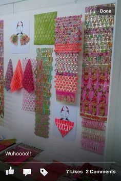 LCA Degree Show 2013 Exhibition Display, Exhibition Ideas, Interior Design Degree, Textiles Sketchbook, Fabric Display, Yarn Inspiration, Textile Texture, Textile Artists, Fabric Samples