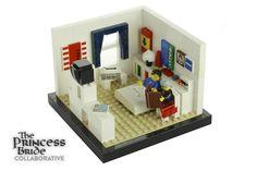 Fred Savage\'s Bedroom (Princess Bride Collab)   by Casey M.
