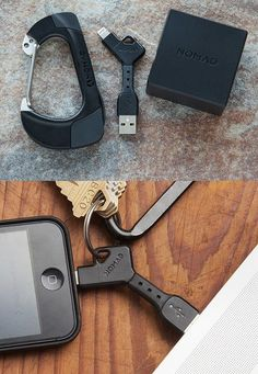 Tired of forgetting your charger? These useful items double as device chargers and you'll always have them on hand.
