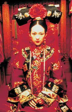 Crouching Tiger, Hidden Dragon (2000)  Zhang Ziyi