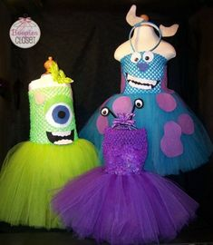 tutu monsters inc - DIY for Life