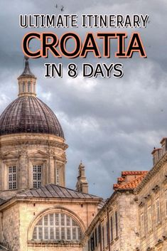Travel Croatia Tours: We've Found You The Best!