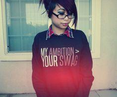 like her shirt:)