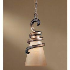 Minka-Lavery - 1761-211 - Tofino 1 Light Mini Pendant $95.00 Lamps.com  #Inhabitatlamps