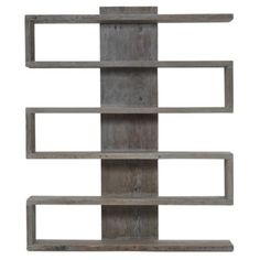 """Check out this item at One Kings Lane! Harrison 70"""" Bookcase, Natural"""