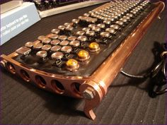 This has to be the coolest keyboard ever.