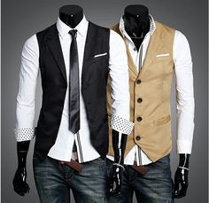 New Arrival fashion suit waistcoat for men , mens suit vests , designer dress waistcoat , sleeveless coat , business tops-in Vests & Waistcoats from Apparel & Accessories on Aliexpress.com
