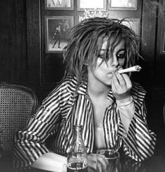 Nina Hagen Plus The Effective Pictures We Offer You About punk hair over 40 A quality picture can te Nina Hagen, Undercut Hairstyles, Diy Hairstyles, Punk Women, Punk Girls, Rock And Roll Girl, Her Style, Portrait, Celebs