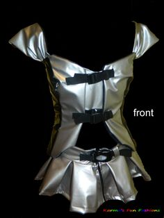 Futuristicly Phantastic 4 piece set Custom by KarmasFunFashions, $119.99