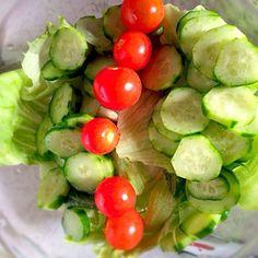 野菜はちゃんと食べんとね! - 0件のもぐもぐ - グリーンサラダ by gdaisukeqCx