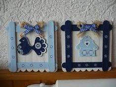 Risultati immagini per výrobky z lékařských špachtlí Candy Crafts, Popsicle Stick Crafts, New Crafts, Popsicle Sticks, Diy And Crafts, Crafts For Kids, Arts And Crafts, Cardboard Crafts, Wood Crafts