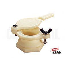 High Quality Nylon Honey Gate Valve Honey Tap Beekeeping Bottling Tool White x 1