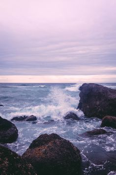 leaberphotos:  Poseidon vs. Apollo  Indian Beach Oregon  instagram