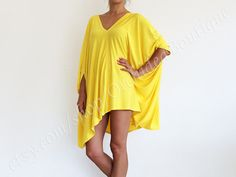 LITA TOP tunic draped asymmetric loose by orchideaboutique on Etsy, $45.00