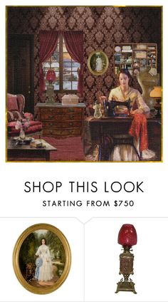"""""""The Dressmaker"""" by victorianheaven ❤ liked on Polyvore featuring interior, interiors, interior design, home, home decor and interior decorating"""