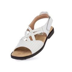 Check out our SPECIAL White Aerogreen Salerno Ladies Golf Sandals! Find the best golf shoes at Click through to own this sandals! Best Golf Shoes, Womens Golf Shoes, Colorful Shoes, Latest Shoes, Golf Fashion, Golf Outfit, Ladies Golf, White Women, Workout Wear