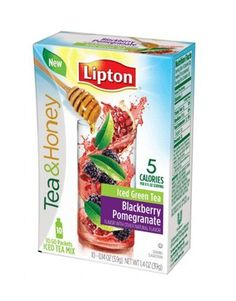 Lipton To Go Stix Iced Green Tea Mix, Tea and Honey, Blackberry Pomegranate, 10-Count (Pack of 12) by Lipton, http://www.amazon.com/dp/B007I7Z0T4/ref=cm_sw_r_pi_dp_hw31pb18FA039  Thirsty ? Subscribe & Save $19.54 or One-time delivery $22.99. What a deal.