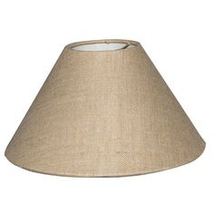 Lamp Shades At Walmart Simple Lamp Factory Crown Lighting Medium Brown Burlap Coolie Lampshade 2018