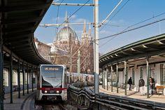 """029 / 365 - """"towards Alterlaa"""" @ Gumpendorfer Straße Station Vienna, Street View, Pictures, Photos, Grimm"""