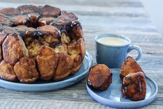 MONKEYBREAD French Toast, Bakery, Muffin, Sweets, Dessert, Breakfast, Recipes, Food, Morning Coffee