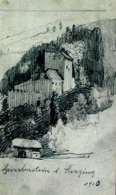 Alois K. Innsbruck, Box Art, Painting, Outdoor, High Road, Outdoors, Painting Art, Paintings, Outdoor Games