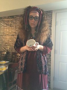 Sybill Trelawney -Harry Potter Party!