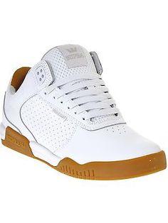 73  Supra-White-Gum-Ellington-Shoe