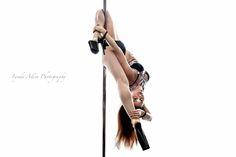 Natalee at AVA Fitness, New Westminster, BC, Canada.  Photo taken November 2014   #polefit #polefitness #poledance #polelove #poleart #polelife #poleography #pole