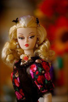 Beautiful photo of Fiorella Barbie