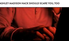 online cheating site ashleymadison hacked comment page