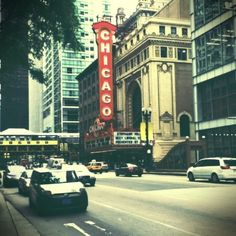 right where we lived this summer, nbd. I kinda sorta miss the chaos of state street  #Chicago