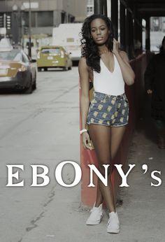 #logo Ebony's