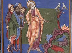 The Bury Bible, c.1130-1135, Bury St Edmunds, England, Corpus Christi College, MS 2, fol. 94