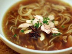 Dinner Tonight: Sichuan-Style Chicken Noodle Soup | Serious Eats : Recipes