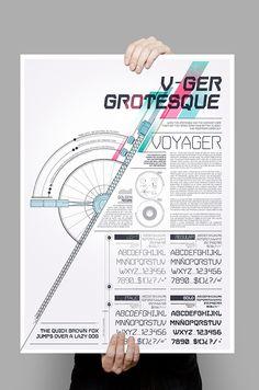 V.GER Grotesque on Behance