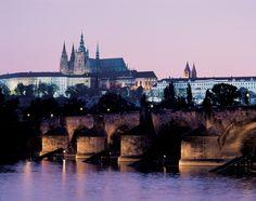 Prague . . . take me away