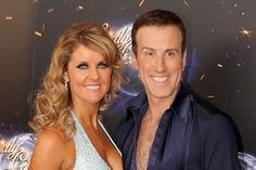 Anton Du Beke BBC One Strictly Come Dancing 2011