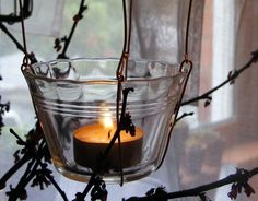 Sweet 'N Simple Summer Lanterns