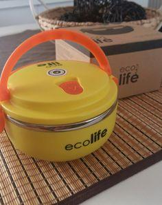 Γνωρίστε το φαγητοδοχείο Ecolife, και κερδίστε το!
