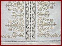 Magyar népművészet: A népi hímzések Alexander Mcqueen Scarf, Folk Art, Decor, Decoration, Popular Art, Decorating, Deco