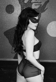 Superhero lingerie