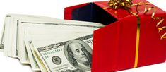 Monetary gifts ,taxes and the laws.